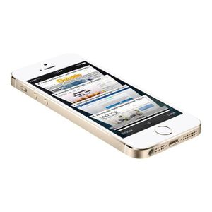 iphone 5s 32 go gold achat vente iphone 5s 32 go gold pas cher cdiscount. Black Bedroom Furniture Sets. Home Design Ideas