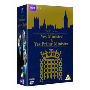 PARTITION Yes Minister and Yes Prime Minister - The Complete