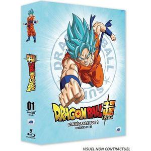 BLU-RAY FILM DRAGON BALL SUPER INTEGRALE /S BD