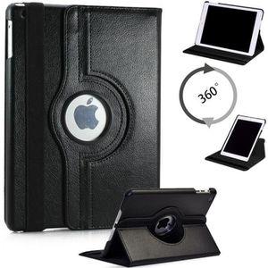 HOUSSE TABLETTE TACTILE Pour iPad 10.2 Coque - Etui Rotation 360° avec Sup