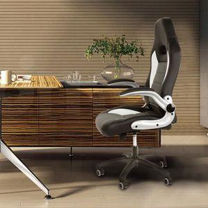 CHAISE DE BUREAU KEKE-Chaise de Bureau Confortable Fauteuil de Bure