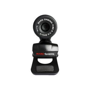WEBCAM MARS GAMING MW1 Webcam couleur 2560 x 1920 audio U
