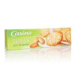 BISCUITS SABLÉS Biscuits aux amandes - 100 g