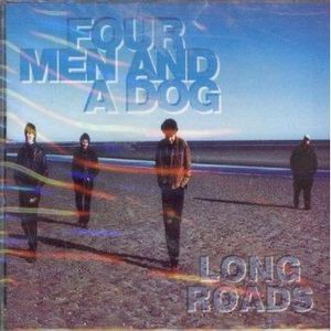 CD JAZZ BLUES Long Roads [CD] 4 Men & A Dog