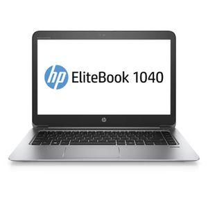 EBOOK - LISEUSE HP EliteBook Folio 1040 G3, Intel® Core™ i5 de 6em