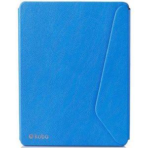 HOUSSE LISEUSE Etui KOBO E-book Aura H2O bleu