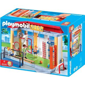 UNIVERS MINIATURE PLAYMOBIL 4325 Gymnase