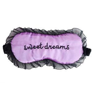 Wicemoon Masque Masque de bande dessin/ée R/églage du sommeil pour soulager la fatigue Rose sac deau sac deau chaude