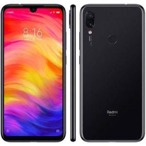 SMARTPHONE Xiaomi Redmi Note 7 Double SIM 4+128 Go Noir