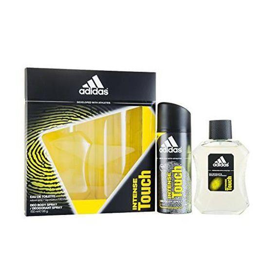 Adidas Intense Touch Coffret pour Homme (100ml EDT