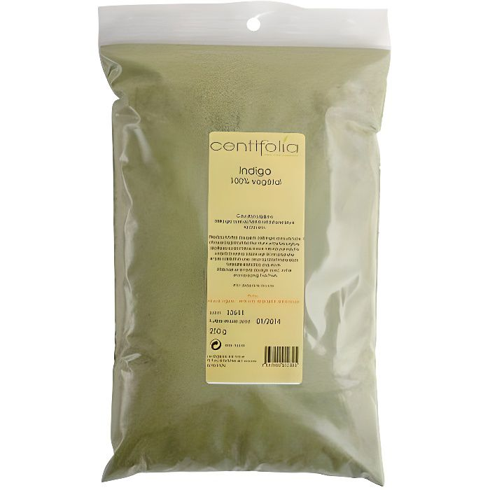 Indigo aux extraits de plantes - 250 g