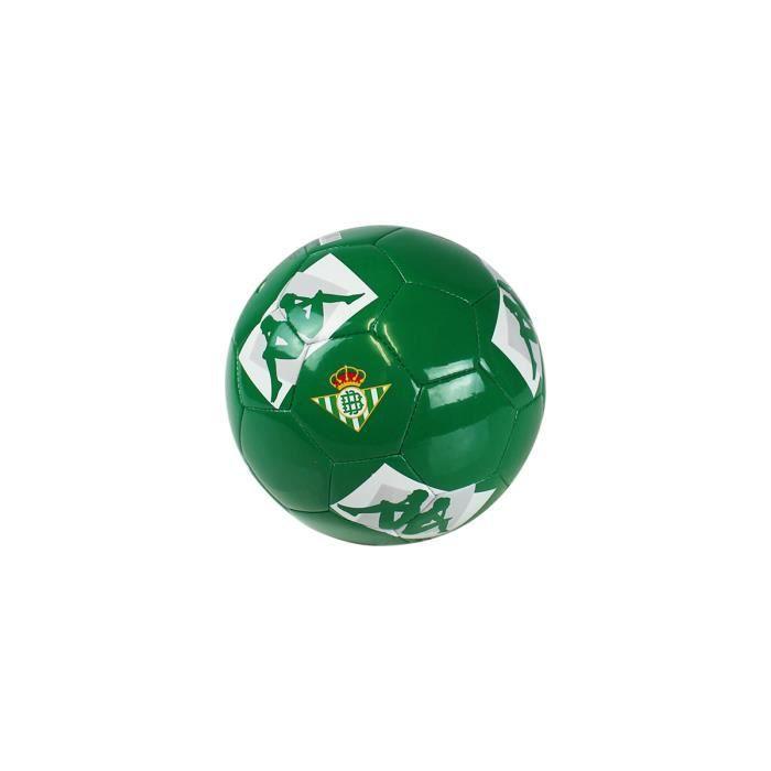 Kappa - Ballon De Football Mini Real Betis Balompié Vert