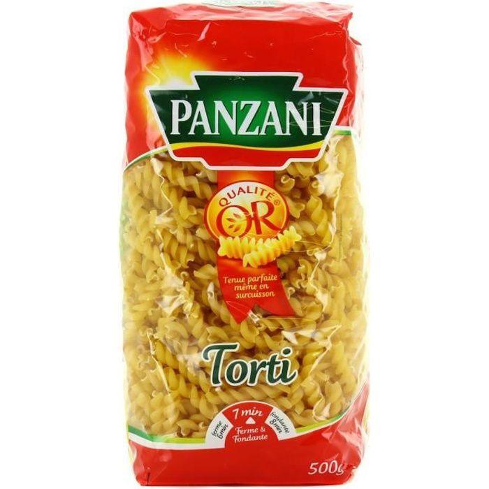 PANZANI Pates panzani torti 500 g