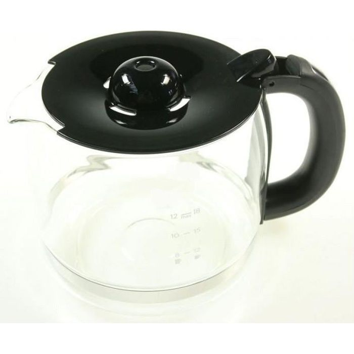 VERSEUSE VERRE POUR CAFETIERE RUSSELL HOBBS * 24001013049 23241-56