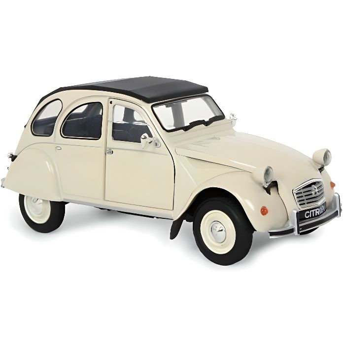 voiture miniature citroen 2cv echelle 1 24 achat vente voiture camion cdiscount. Black Bedroom Furniture Sets. Home Design Ideas