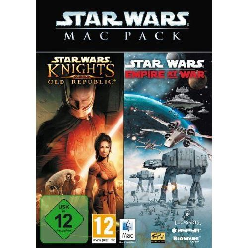JEU PC Star War Mac pack : Empire at War Knights of th…