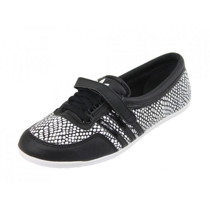 CONCORD ROUND W REP - Ballerines Femme Adidas Noir - Achat ...