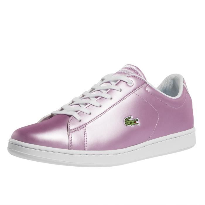 Lacoste Femme Chaussures / Baskets Carnaby Evo