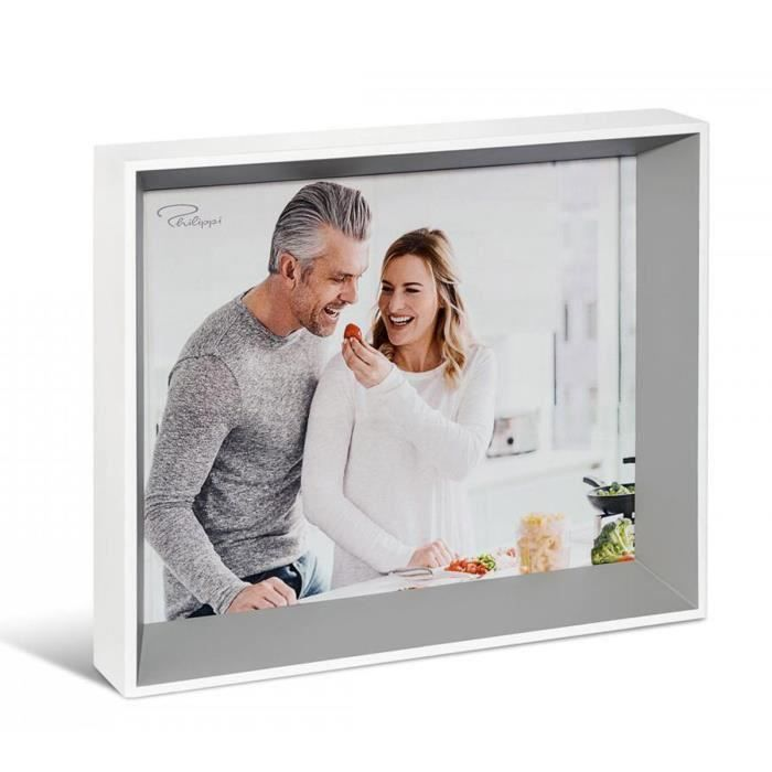 philippi cadre photo family 20x25cm achat vente cadre photo cdiscount. Black Bedroom Furniture Sets. Home Design Ideas
