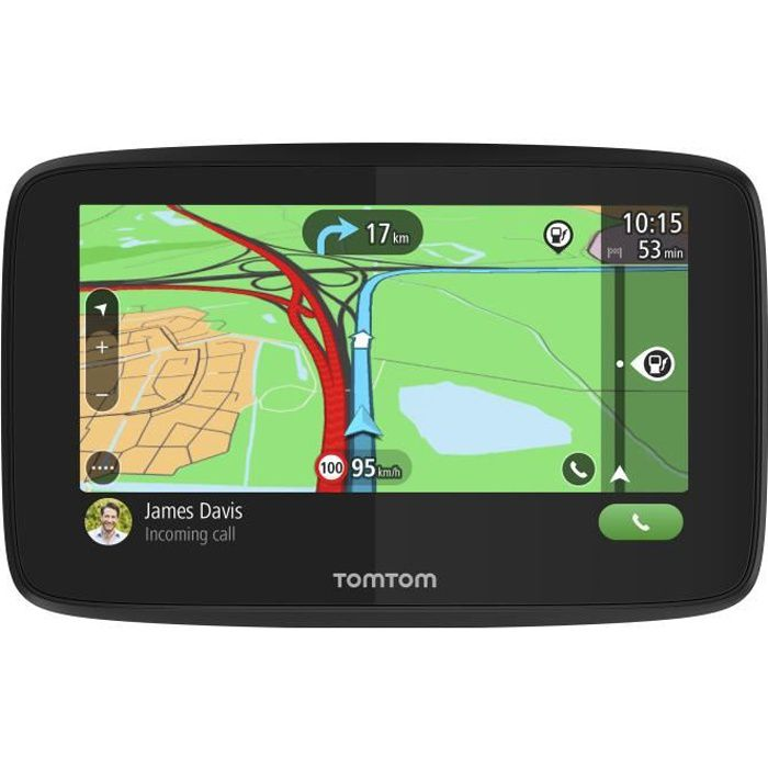 "GPS AUTO TOM TOM Gps - GO Essential 6"" Europe 49 Pays - WiF"