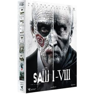 DVD SÉRIE Coffret DVD Saw 8 films