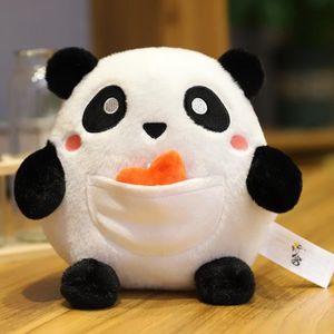 JOUET Jouet Chat, No1283, panda 17.5cm, Japon Anime chat