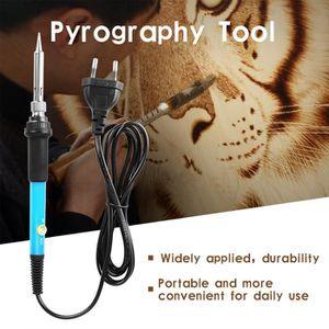 PYROGRAVEUR  Kit Pyrograveur 37 pcs professionnel | Pyrograveur