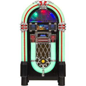 PACK ACCESSOIRES Lacoon Golden Age années 40/50 jukebox avec CD, US