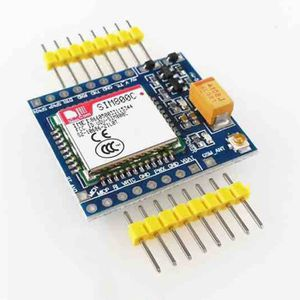 GPS AUTO Module SIM800C GSM GPRS 51 Micro-ordinateur à puce