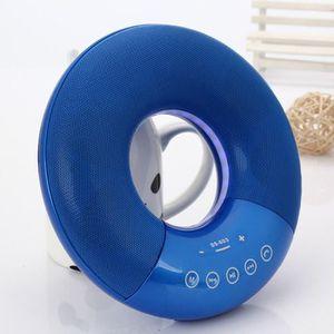 ENCEINTE NOMADE Mini Enceinte Bluetooth Haut-Parleur Radio FM Aux-