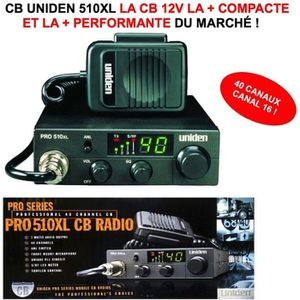 RADIO CB LA MEILLEURE CB FIXE DU MARCHÉ ! PUISSANTE VHF ...