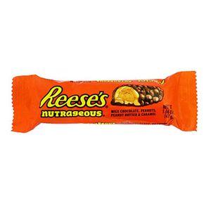 CONFISERIE DE CHOCOLAT REESE'S Barre de Chocolat Nutrageous - 47 g