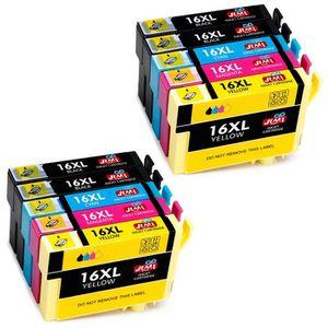 CARTOUCHE IMPRIMANTE 15 Cartouches Compatible Epson 16 XL 16XL encre po