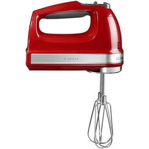 BATTEUR - FOUET KITCHENAID 5KHM9212EER Batteur à main - Rouge empi