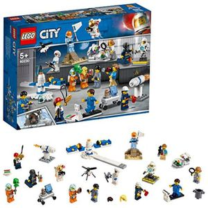 ASSEMBLAGE CONSTRUCTION Jeu D'Assemblage LEGO NRFIV 60230 City People Pack