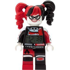 MONTRE Lego - Réveil Lego The Batman Movie - Harley Quinn