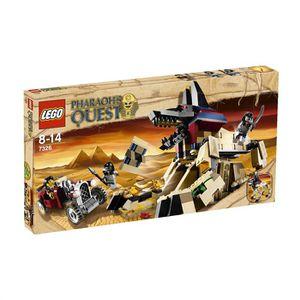 ASSEMBLAGE CONSTRUCTION Lego Pharaoh's Quest Le réveil du Sphinx
