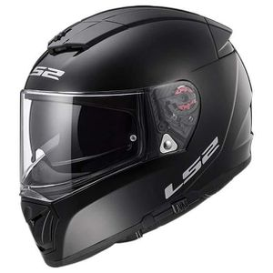 CASQUE MOTO SCOOTER Casques Intégral route Ls2 Ff390 Breaker Solid