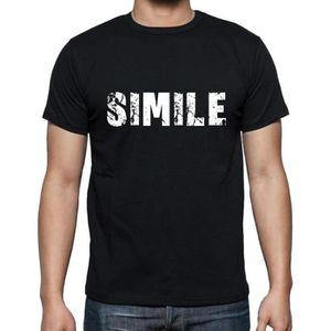 T-SHIRT simile tshirt, homme tshirt avec motif