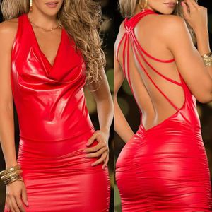 ENSEMBLE DE LINGERIE Sexy Femmes Mini Jupe Hot Lingerie Backless Robe H