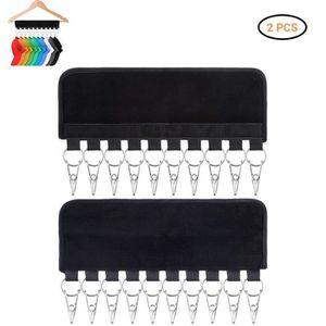 CASQUETTE 3708-SHLK Cap Rack Organizer Porte 10 Casquette de
