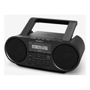 RADIO CD CASSETTE Radio K7 CD SONY - ZSRS 60 BT • Radio • Petit Audi