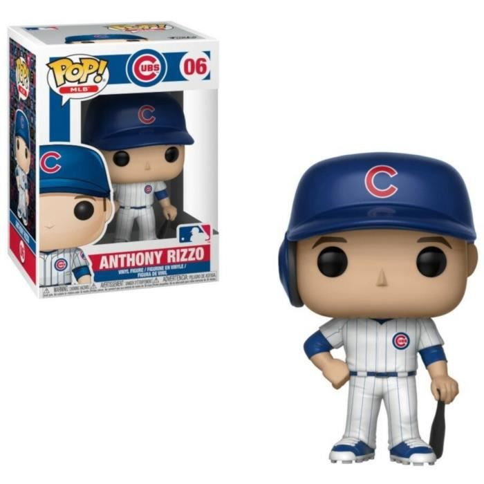 Figurine Funko Pop! MLB - Baseball: Anthony Rizzo