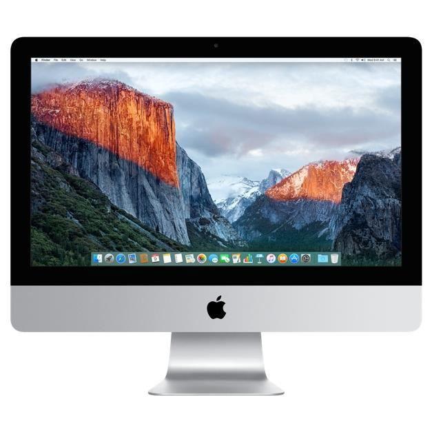 Apple iMac, 54,6 cm (21.5-), Full HD, Intel Core i5-xxx, 8...