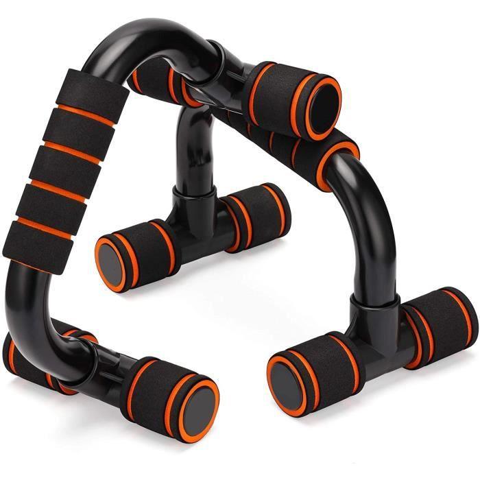 Poignées de Pompe,1 Paire Antiglissante Push Up Bars Poignées d'appui pour Musculation des Bras,Épaules,Poitrine,Dos,Triceps