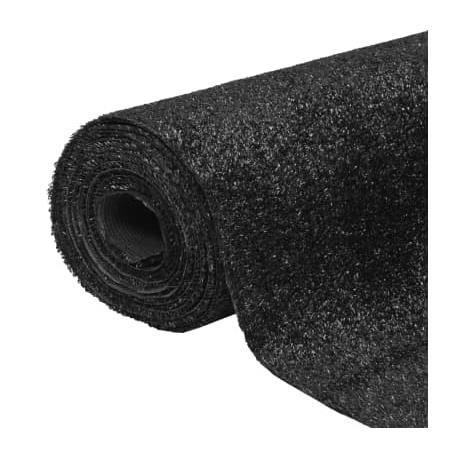 KEL® Gazon synthétique artificiel 1 x 5 m - 7-9 mm en rouleau pour jardin et balcon HB43875