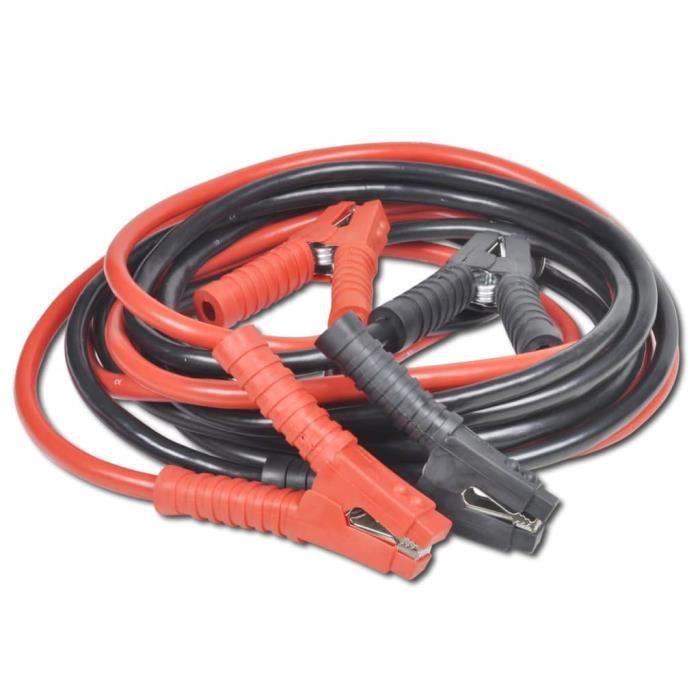 Câble de démarrage 2 pcs 1800 A 6m -PAI