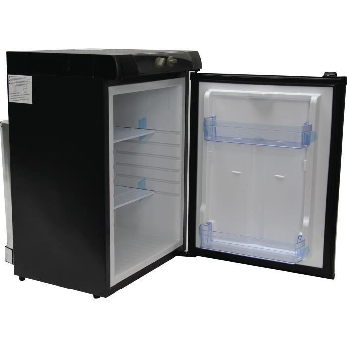 Refrigérateur à poser - 220 volts et gaz - 60L (Non Encastrable)