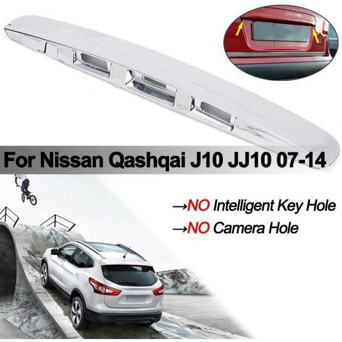 Poignée De Couvercle En ABS Plaqué Pour Nissan Qashqai J10 JJ10 07-14 Coffre à Bagages Arrière My19473 Mo37062