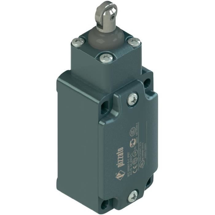 Interrupteur de fin de course Pizzato Elettrica FD 515-M2 250 V/AC 6 A poussoir à galet momentané IP67 1 pc(s)